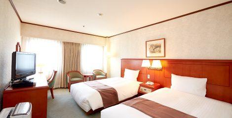 長期滞在にも安心!広めのお部屋でゆったりと。<br> Wi-FiもFREEで完備しております。