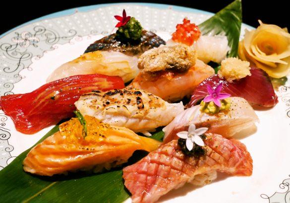 sushi bar daishin