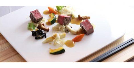 【フレンチの魅力を日本の伝統で】お箸で愉しむ福井フレンチが付いた1泊2食付