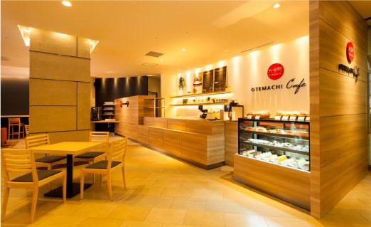 大手町カフェのイメージ